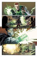 Test Green Lantern pg-04 by diogonascimento