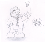 Commish: Dr. Dad by Nintendrawer