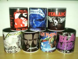 my mug collection...so far... by cliffemall2010