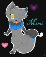 .:Mimi:. by EeveeHop