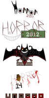 Horror 2015 by hollowkingking