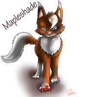 Mapleshade by TheGreatQuince