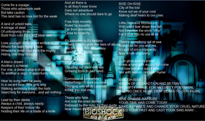 Rise Oh Rise: Bioshock Poem by tombstalker