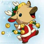 JINGLE ALL THE BELLS by ChaosKomori