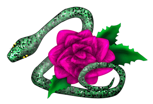 The Snake And The Rose by SybilThorn