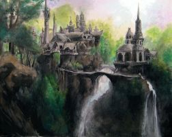 Rivendell by Caustic-Substrate