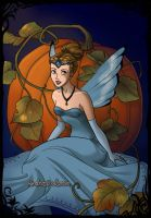 Summer of Disney: Cinderella Fairy by Colleen15