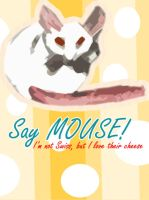 Mouse Skin! by SavvyRed