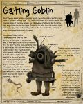 Labyrinth Guide-Gatling Goblin by Chaotica-I
