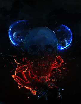 SkullCandy by PramodaDesigns