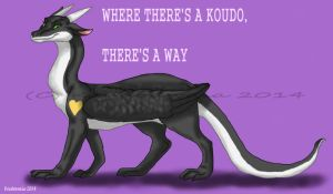 Where There's A Koudo, There's A Way by KoudoawaiaVortex