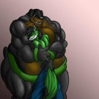 Hugs For Rosco - Gift by SiriusDog