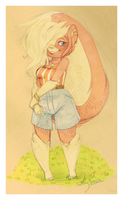 PKMNC: Standing Pretty in the Summer Sun by LindsayPanes