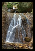 Waterfall of Ebenthal by RRVISTAS