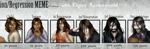 Age Meme with Esper Ravenwood by EjLowell