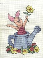 Cross Stitch Piglet by Jazzcat-27