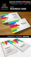 Dream Business Card by xnOrpix