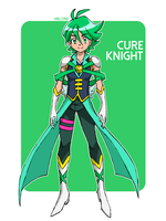 Cure Knight by hielorei