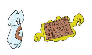 Fakemon- Ouija and Board by Casey333
