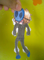 Eyeless Jack Paperchild by Menathehedgehog