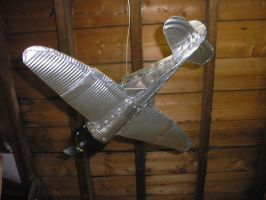 Tin can plane 2 by gibsart