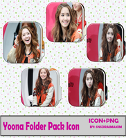 Yoona Folder Icon Pack #2 by SNSDraimakim