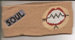 SE Soul's Headband X-stitch by Sew-Madd