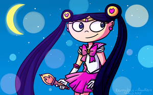 |Phineas and Ferb||Sailor moon|Isabella by AnnKa11