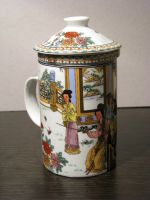 Tea Mug Concubines 04 by Ghost-Stock