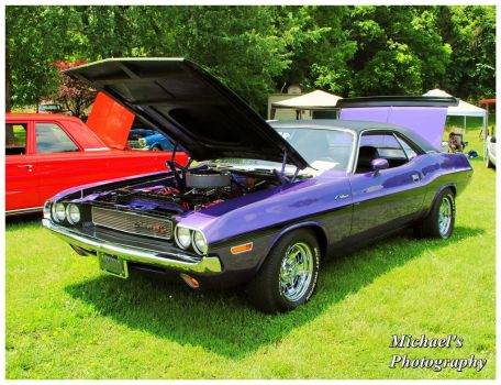 A 1970 Challenger RT by TheMan268
