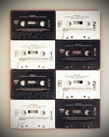old school Cassette by djreko