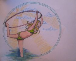 hoop a loop by LoLo-Lauren