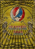 Grateful dead poster by KapitanChiny