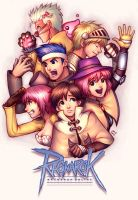 My Ragnarok Online Group by gndagnor