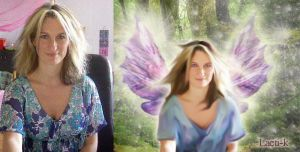Fairy sister - before-after by laeti-k