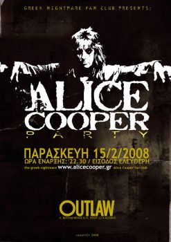 alice cooper party flyer 1 by synart21