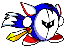 Drawing of me - Colored by MetaKnight2716