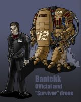 BanTekk Official and Survivor by Taaks