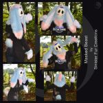 Masked Beast 5 -SOLD- by Metal-CosxArt