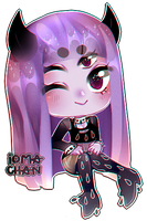 Commission | For ChuDoll by I0MA