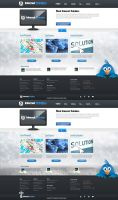 Internet Solution Web Design by vasiligfx