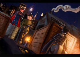 Anytime Now, Clark! by damzo