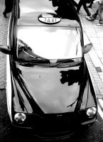 Weird Shape in the Cab by VicDeS-P