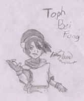 Toph Bei Fong... by ArtistGreyGhost