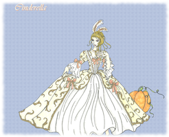 Fairy Tales: Cinderella by HumanStick