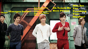 Hello Shinee- Macro by SungminHiroto
