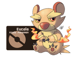 Fakemon: Eucala by Kydeka
