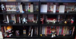 My Manga Collection by Isobel-Theroux