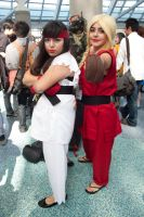 Ryu and Ken by EriTesPhoto