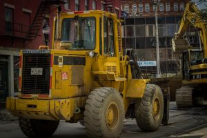Caterpillar Downtown by Fluffyvito